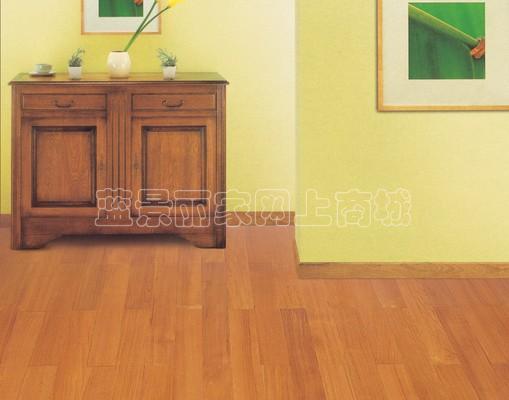 世友实木地板-柚木柚木