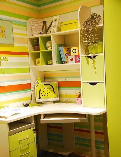 多喜爱儿童家具电脑桌 组合书桌8G08-DD+Y+X+8C08G08-DD+Y+X+8C02