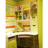 多喜爱儿童家具电脑桌 组合书桌8G08-DD+Y+X+8C0