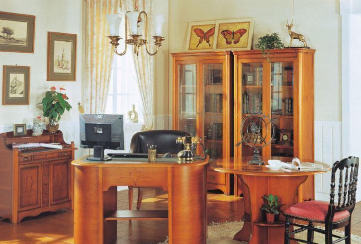 大风范家具洛可可书房系列RC-571电脑桌RC-571电脑桌
