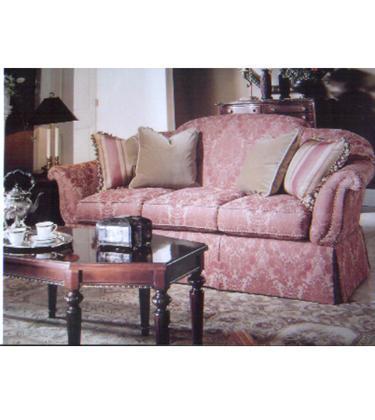 林木工坊专业定制家具经典美式沙发