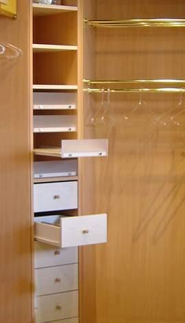 索菲亚衣柜配件-时尚抽屉时尚抽屉C