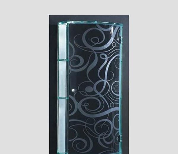 派尔沃玻璃柜-P-B075-J(240*240*480HMM)P-B075-J
