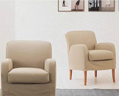 北山家居客厅家具单人沙发 1SA815AD1SA815AD