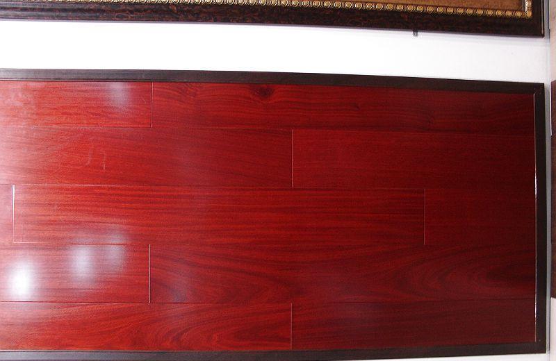 福人实木复合地板香脂木豆(910*127*15mm)