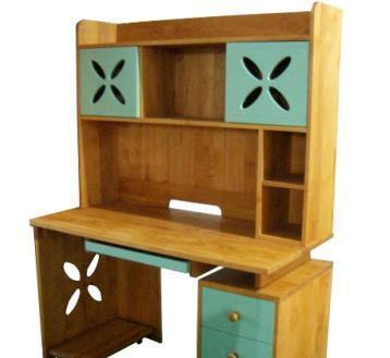 爱心城堡儿童家具书桌JA18-DK1-BLJA18-DK1-BL
