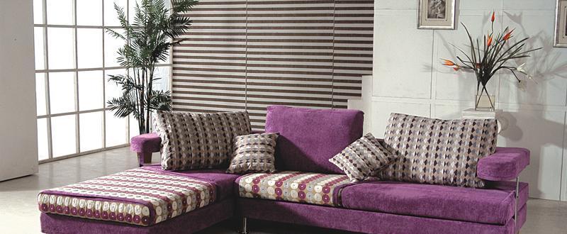 喜洋洋A1-11_Purple沙发A1-11_Purple