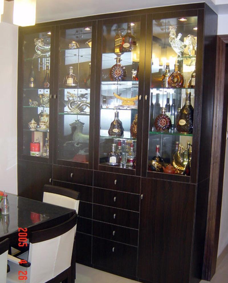 卡莱雅CA-JG09-2酒柜CA-JG09-2