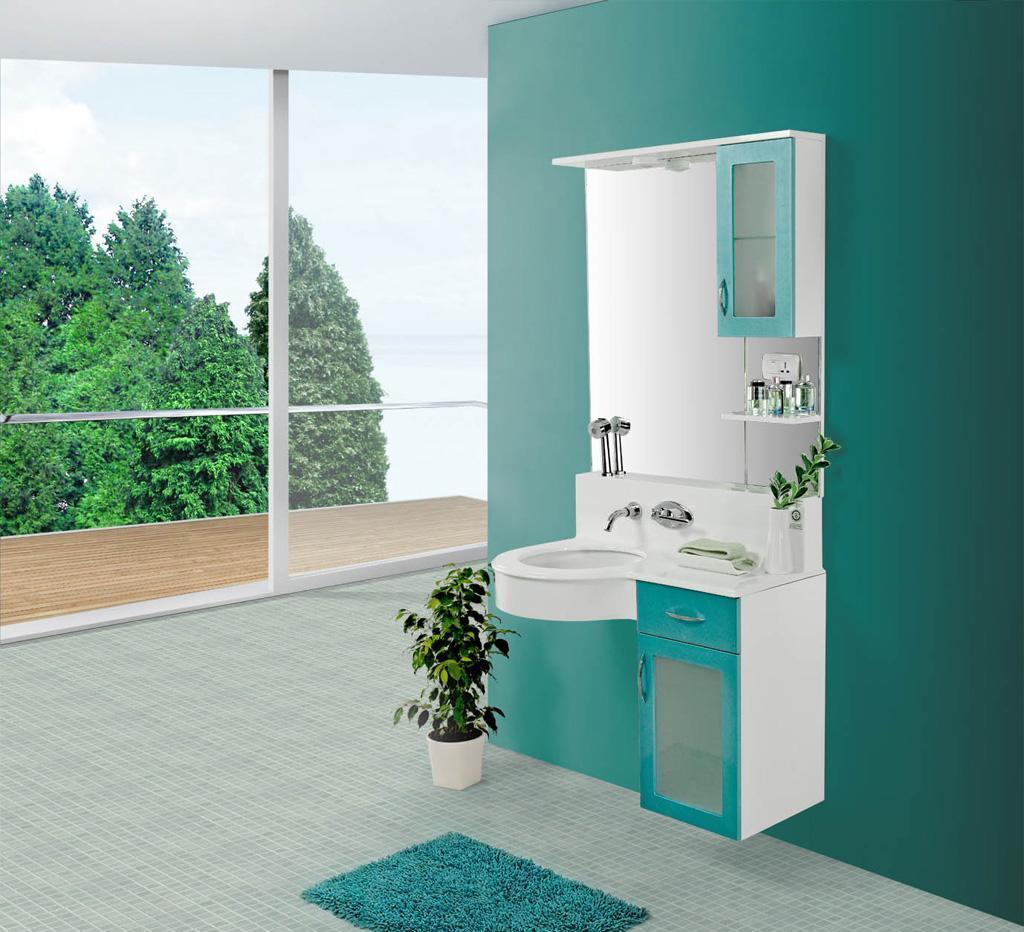 银晶浴室柜 CS6091CS6091