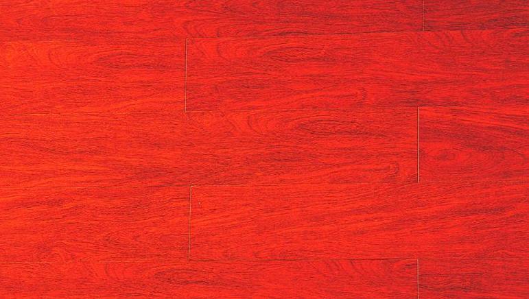 标王亚实木地板非洲柚檀皇B1812