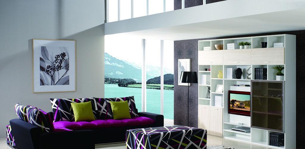 绿之岛白领生活系列MX519沙发组合MX519