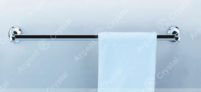 银晶18寸毛巾杆(450mm)2621826218