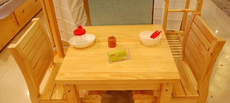 名松屋AS-50635064儿童方桌+2把儿童椅AS-50635064