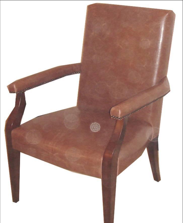 美凯斯客厅家具维多利亚系列扶手椅M-C356W(XG-3M-C356W(XG-3369-05)