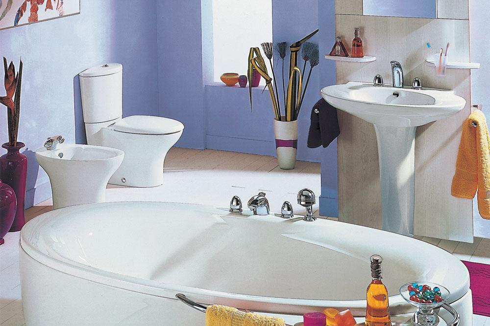 科勒佩斯格独立式压克力浴缸K-16220T-R/-L