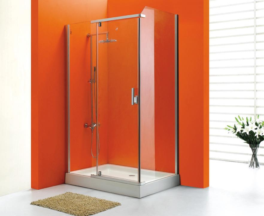 卫欧卫浴玻璃淋浴房VG-521