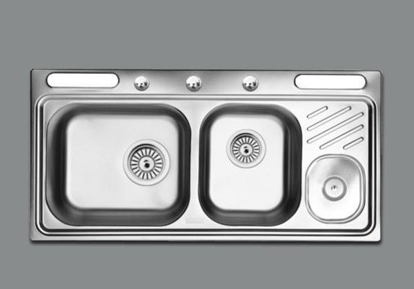 GORLDE心仪系列2104FY水槽2104FY