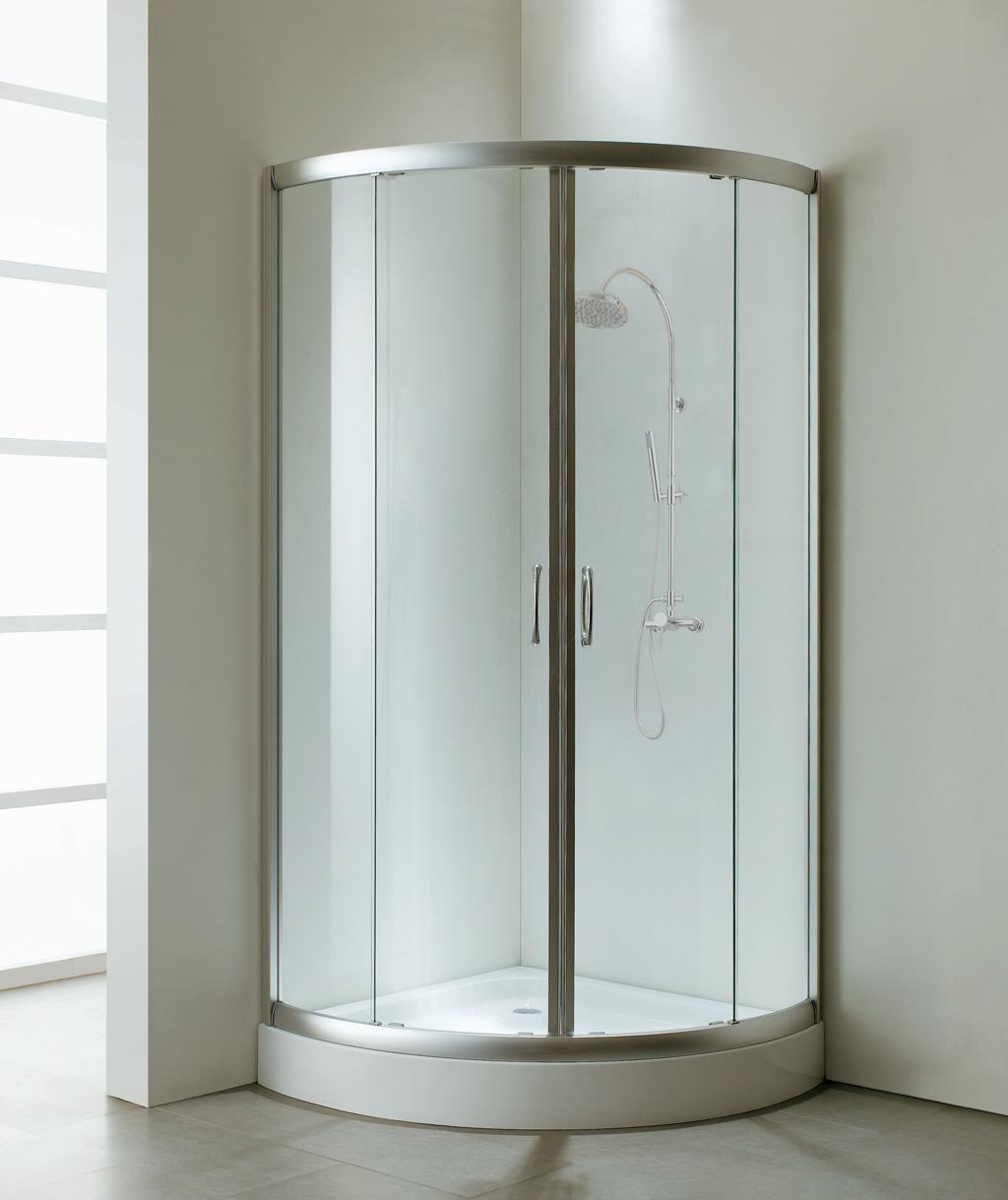 东鹏淋浴房钢化玻璃屏风门系列J90L11J90L11