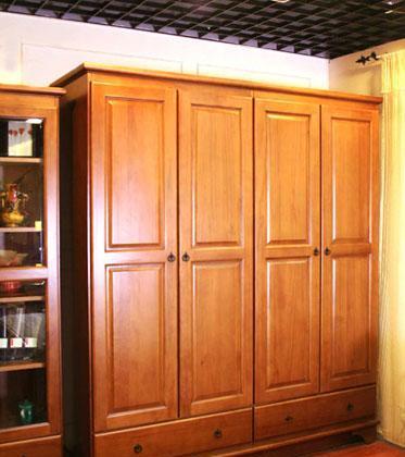 思可达卧室家具308型四门大衣柜-1308型四门大衣柜-1