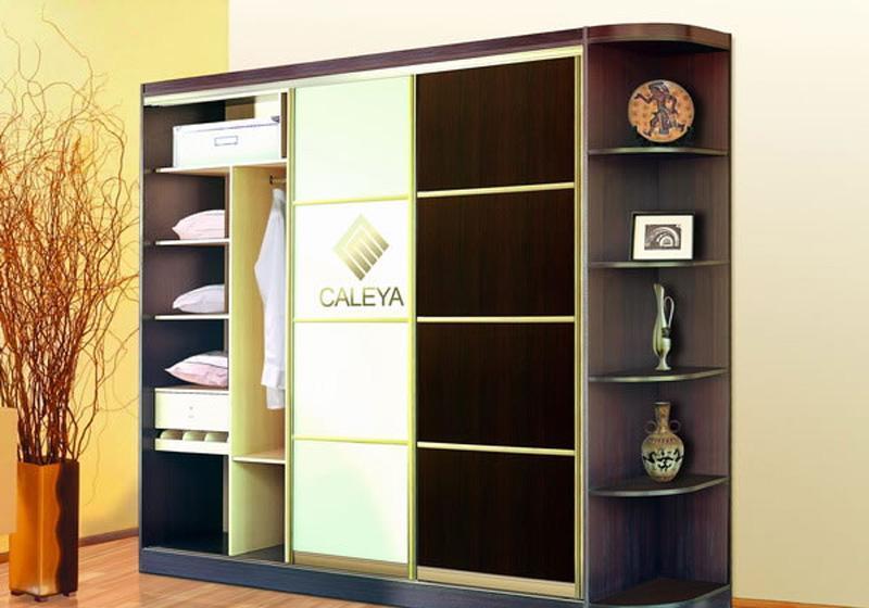 卡莱雅CA-YG0908-13整体衣柜CA-YG0908-13