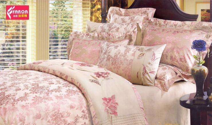 法诺雅床上用品四件套全棉色织ZN84ZN84