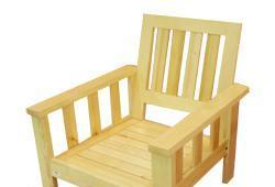 爱默森松木S1001单人沙发S1001