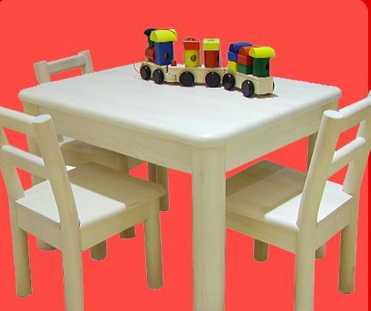 雅琴居儿童松木小椅子家经典星星索系列S6290