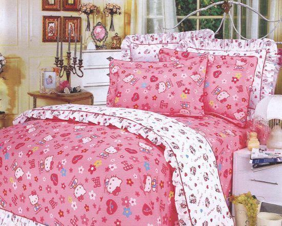 梦洁家纺全棉花边三件套(1.2和1.5床用)34号三件套