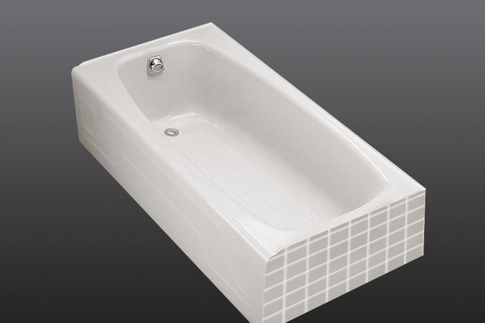 科勒-黛娜 铁浴缸K-516TK-515T/K-516T
