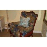 美克美家布艺装饰椅MK7913-3 2G841 M23