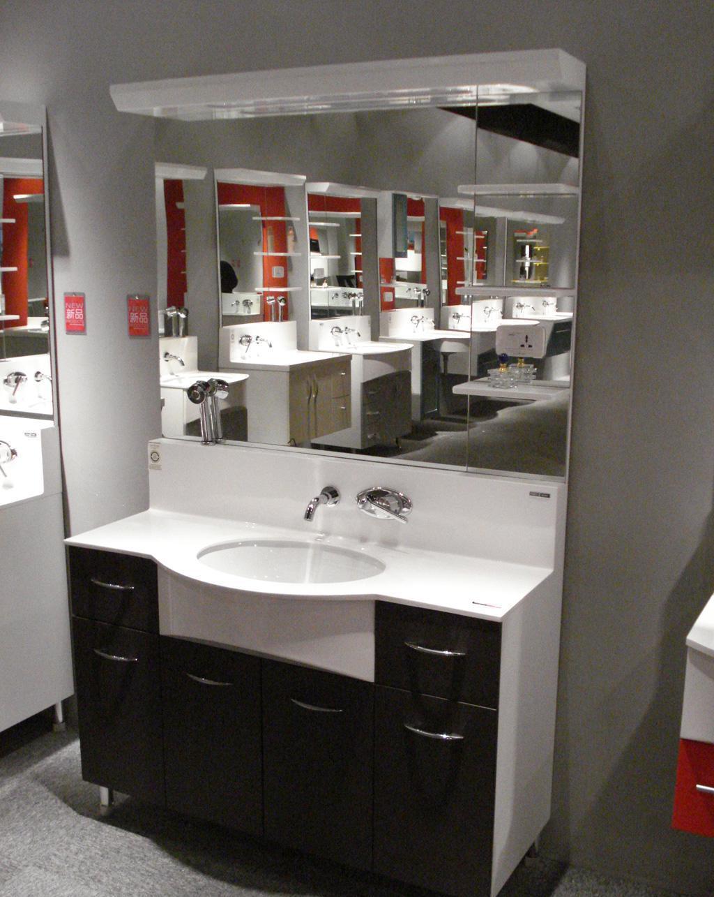 银晶浴室柜CS6122CS6122