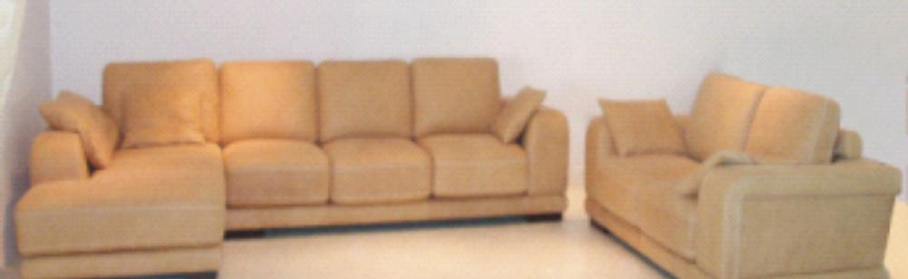 左右R036转角二件+双人位沙发R036
