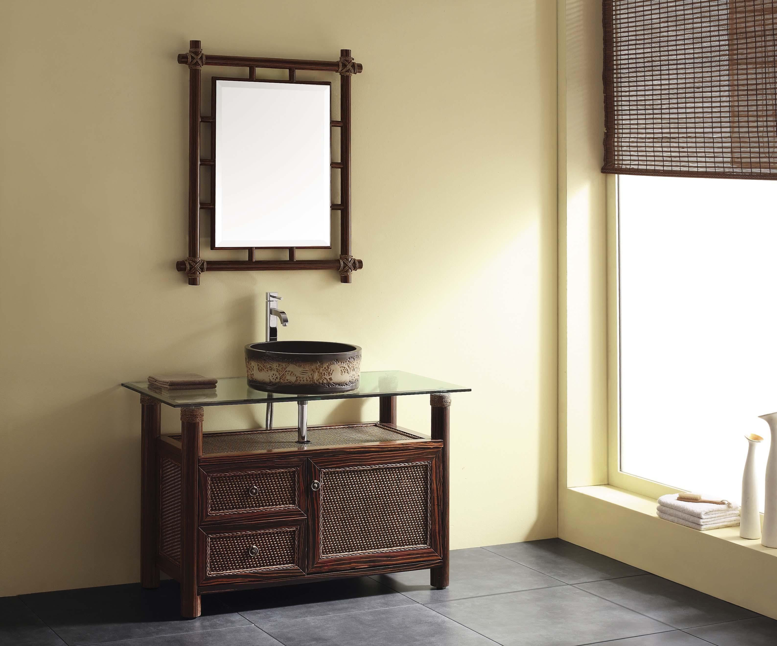 地中海浴室柜AR-T0002AR-T0002