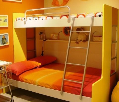 多喜爱彩色儿童家具-上下床8A1078A107