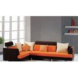 玛格T801沙发(三位+转角两人位)