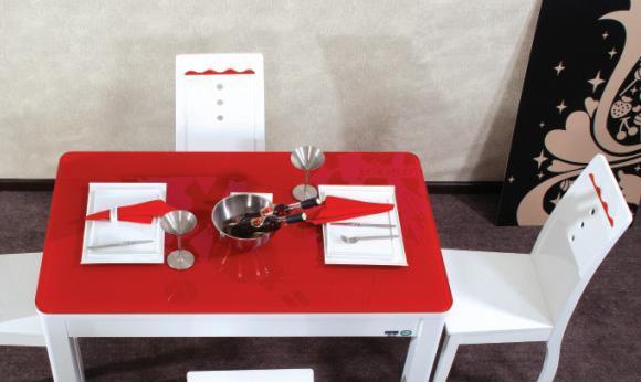 三叶餐桌梦幻千色系列CZ0201CZ0201