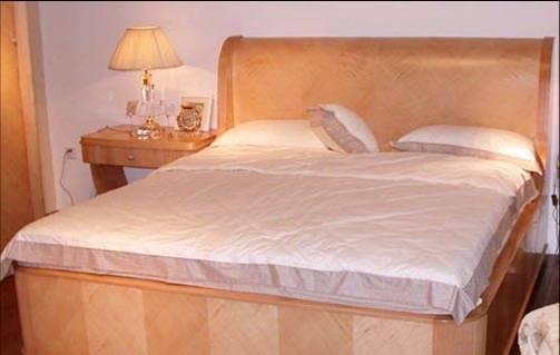 赛恩世家卧室家具双人床SP286-926(1.5×2.0)SP286-926