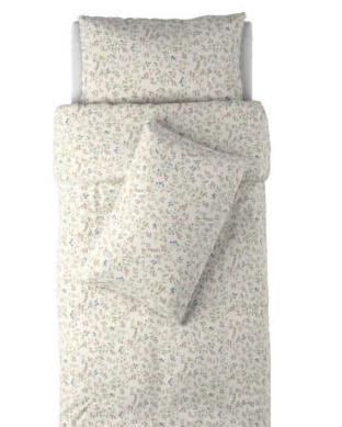 宜家被套和2个枕套-艾尔文-布劳姆(200*150cm)艾尔文-布劳姆