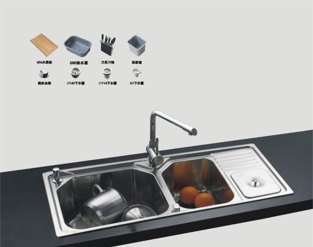 普乐美水槽不来梅系列BM603套餐BM603套餐