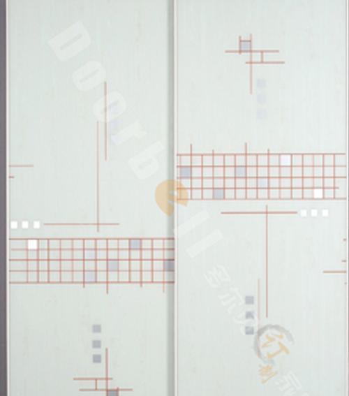 多尔贝丽雅系列LE00066象雅城市壁柜门LE00066