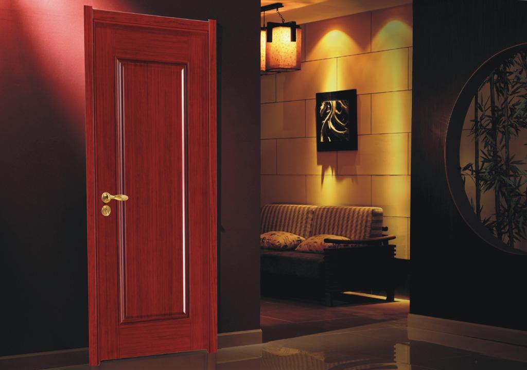 金迪DV01AL-001油漆门