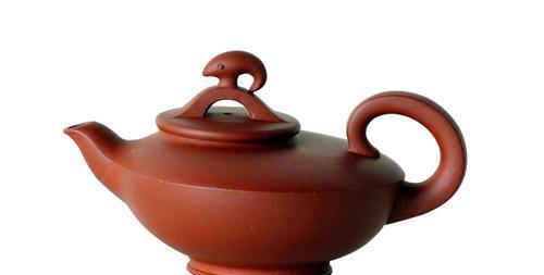 恒福茶具鱼跃龙门单壶