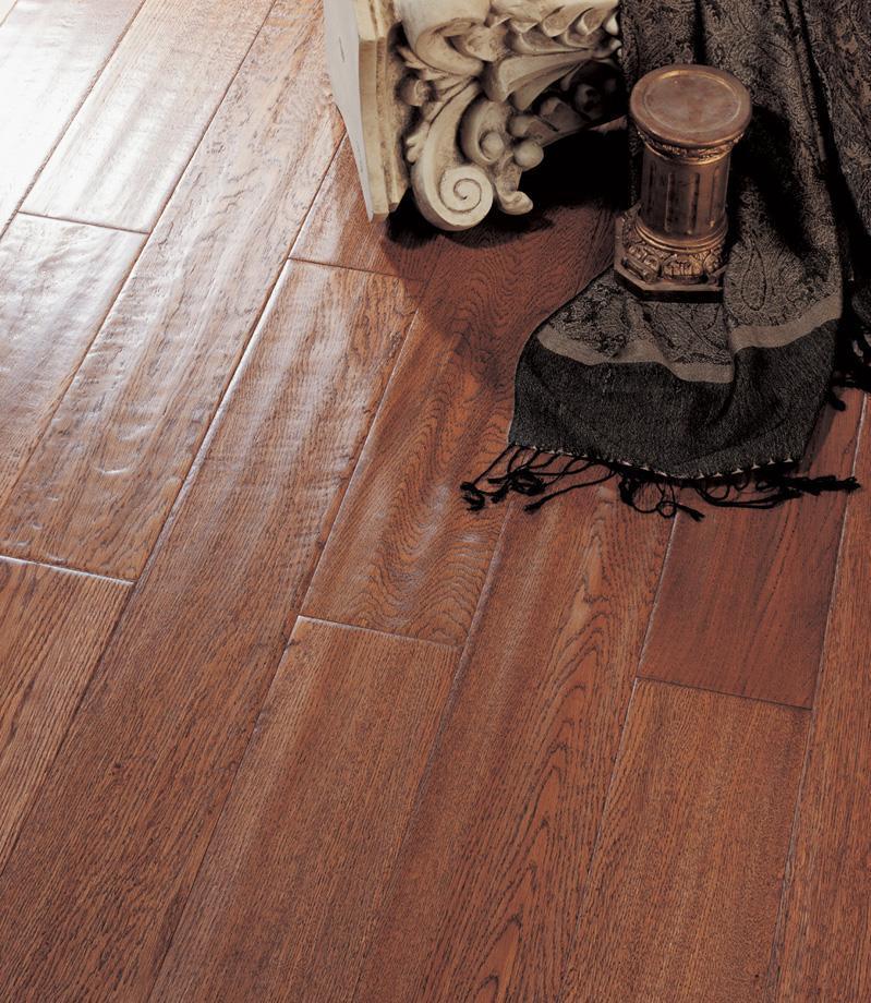 北美枫情实木复合地板王后居室系列-卢浮媚影卢浮媚影