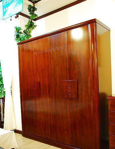 国盛卧室家具长城四门衣柜G1925
