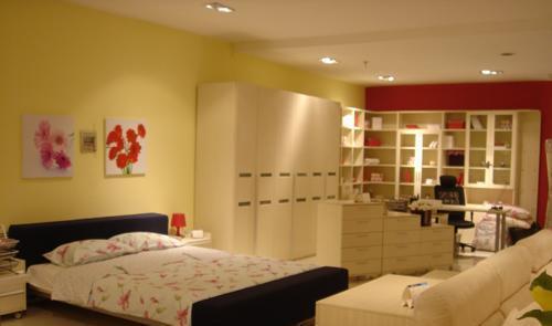 斯普丽家具-整体卧房2007-1