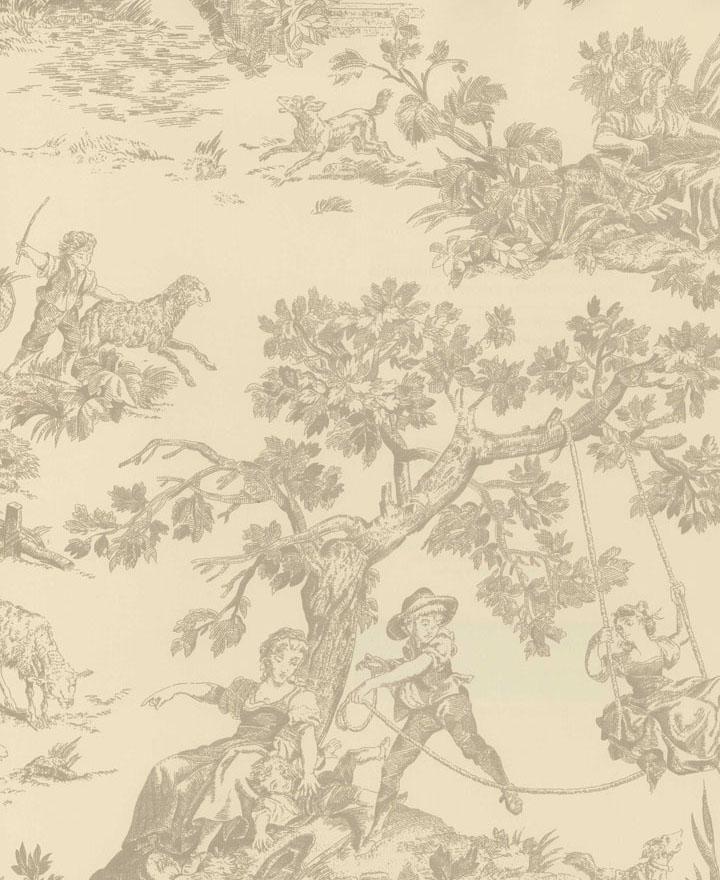 布鲁斯特283-46919纯真年代(Ink)壁纸283-46919