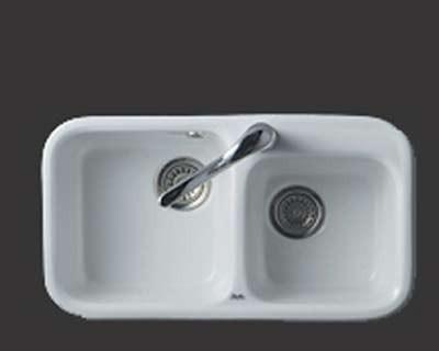 惠达洗涤槽-HD3双方槽(带下水)HD3双方槽