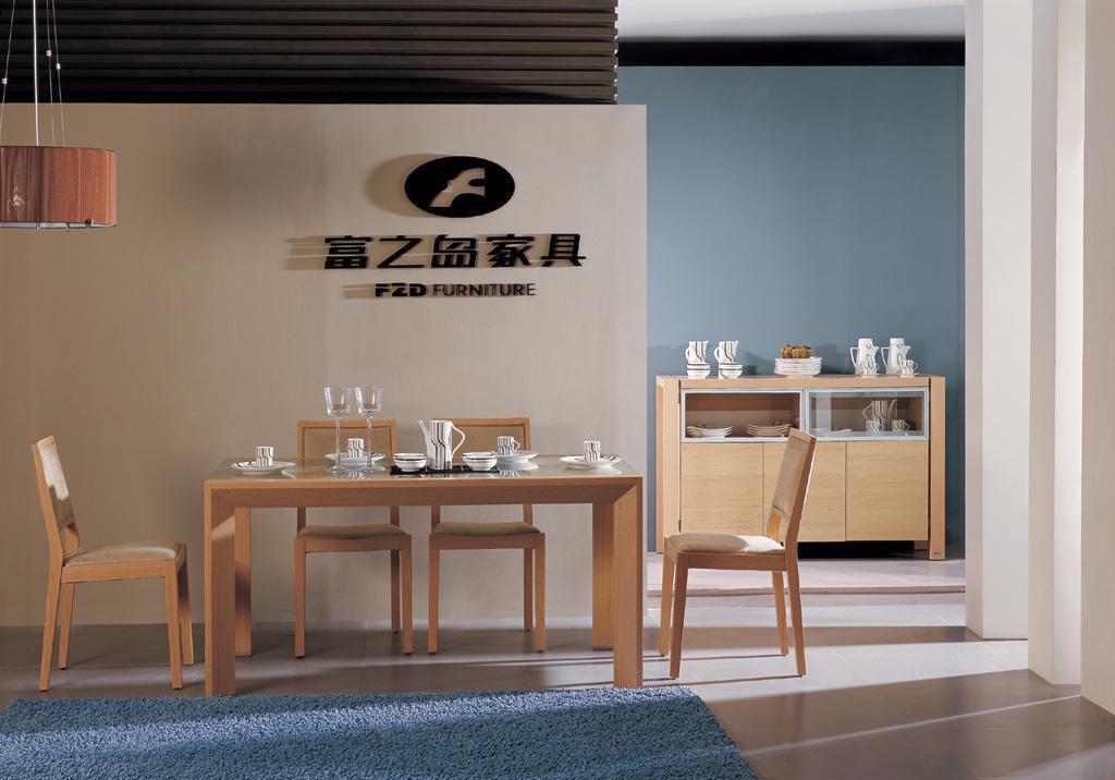 富之岛蓝山系列餐台15N715N7