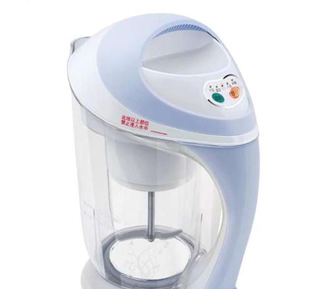美的DP131(1100-1300ML)豆浆机