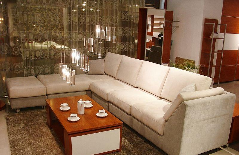 诺捷客厅家具沙发(3300*1700*770)